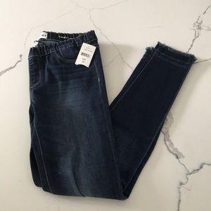 DL1961 Big Girls Candy Legging Skinny Jean 16